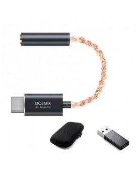 Dosmix HiFi DAC Earphone Amplifier Pro