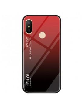 Gradient Tempered Glass Case for Xiaomi Redmi Note 6 / Note6 Pro